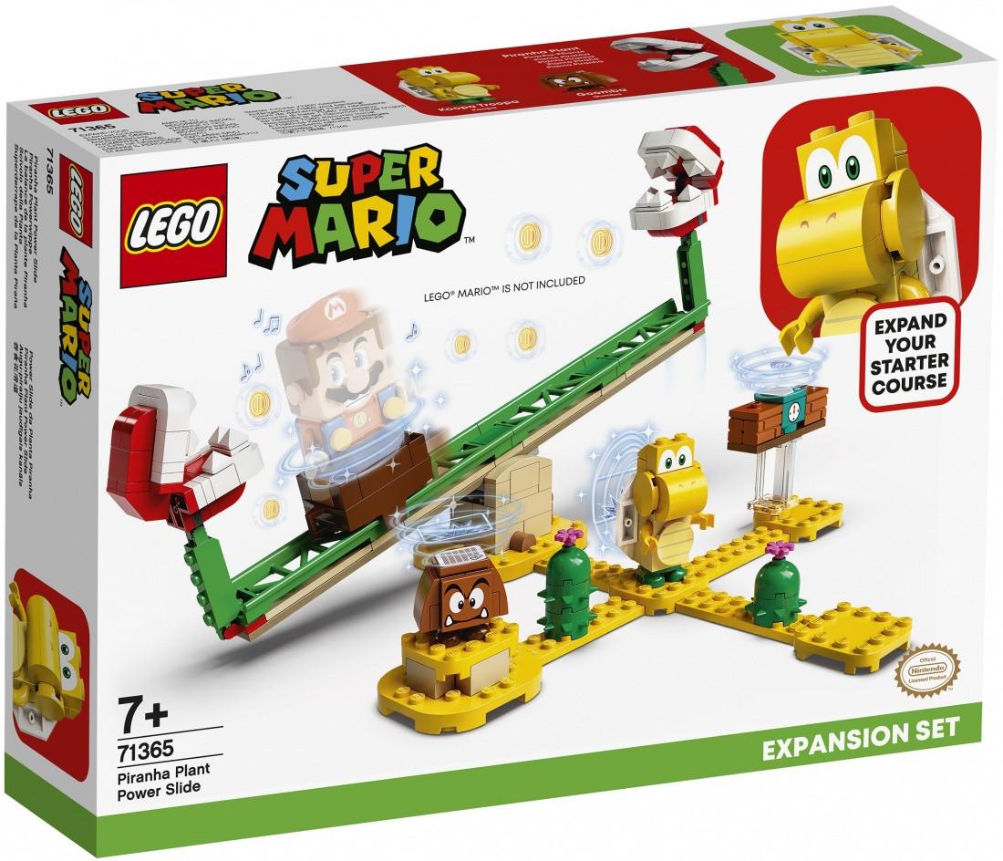 71365 Lego Super Mario Растения-пираньи. Дополнительный набор, Лего Супер Марио