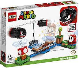 71366 Lego Super Mario Огневой налёт Билла-банзай. Дополнительный набор, Лего Супер Марио