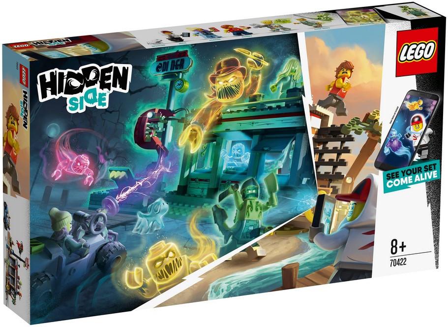 70422 Lego Hidden Side Нападение на закусочную, Лего Хидден Сайд