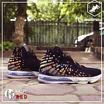 Баскетбольные кроссовки Nike Lebron 17 XVII (оригинал), фото 3