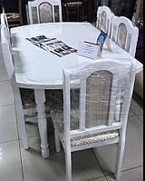 Кухонная мебель на заказ (кухонный стол, стулья)