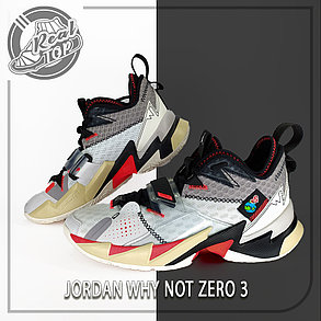 Баскетбольные кроссовки Jordan Why Not Zer0 3.0 ( оригинал), фото 2