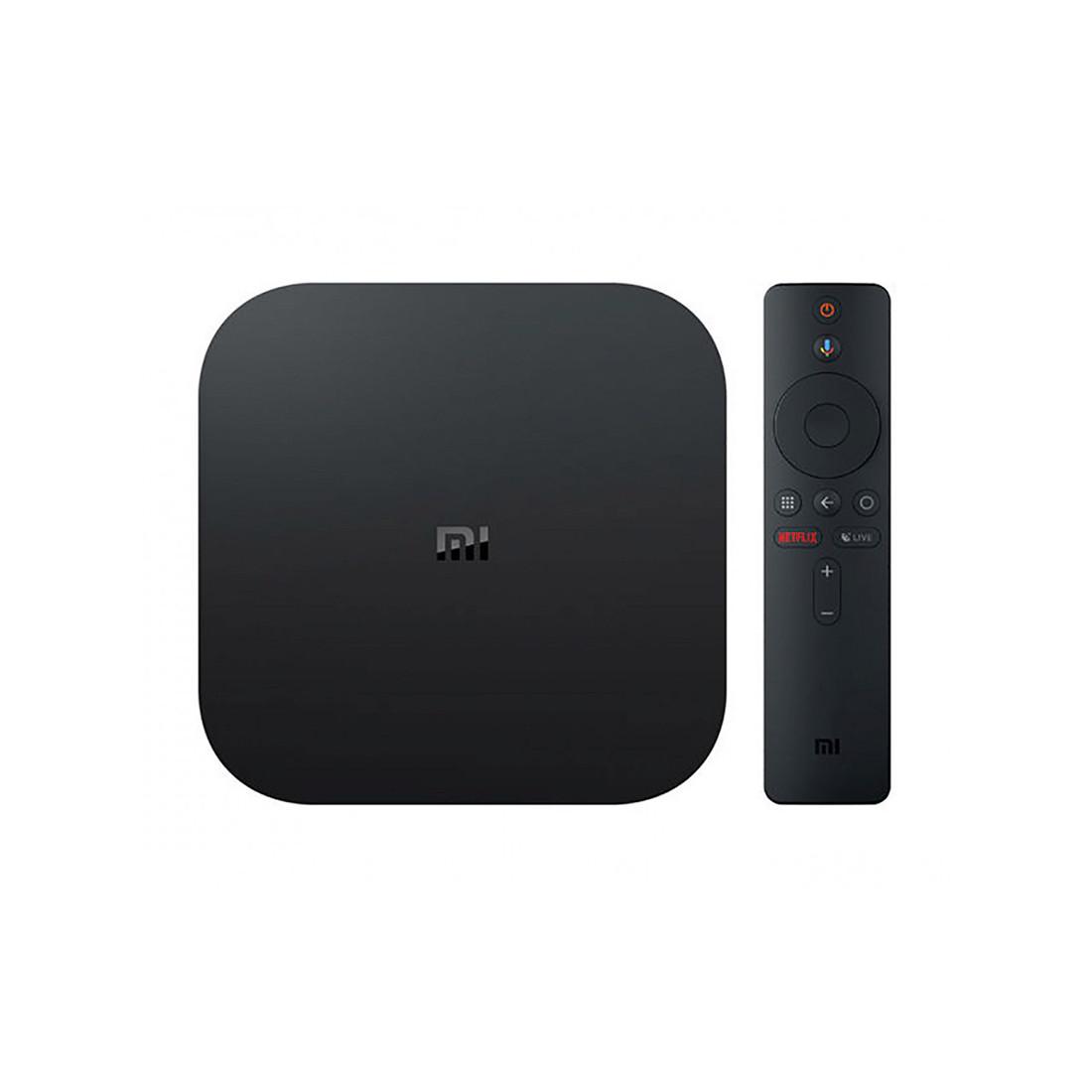 Приставка телевизионная Xiaomi Mi TV Box S (Black)