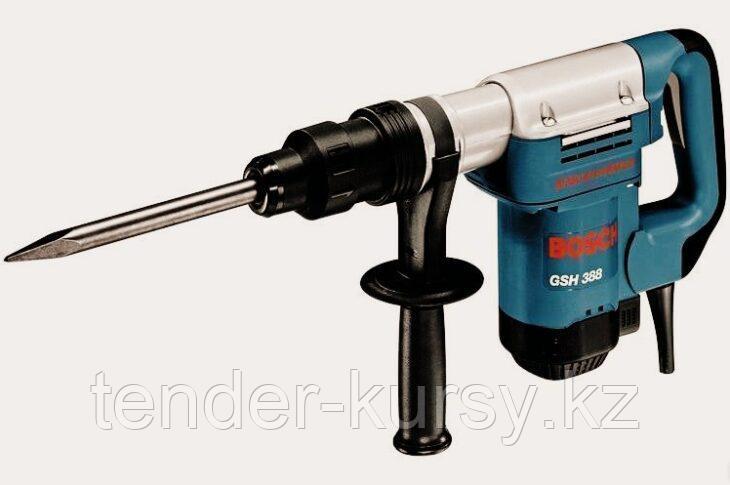 Перфораторы SDSmax GBH 5-40 D Bosch Professional