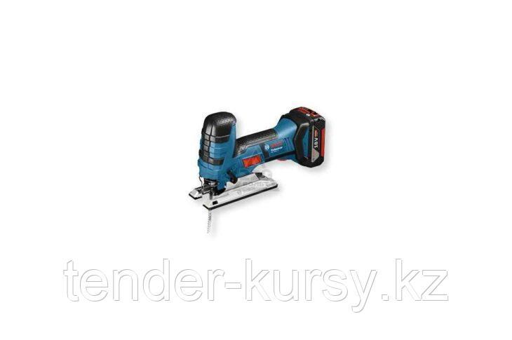 Акк. пилы лобзиковые 18 В GST 18 V-LI S Bosch предзаказ