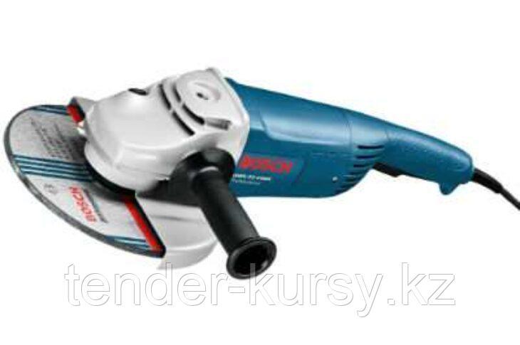Углошлифмашина от 2 кВт Bosch GWS 24 — 230 JH