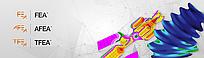 FEA, AFEA и TFEA Пакеты программ для структурного, нелинейного и теплового моделирования