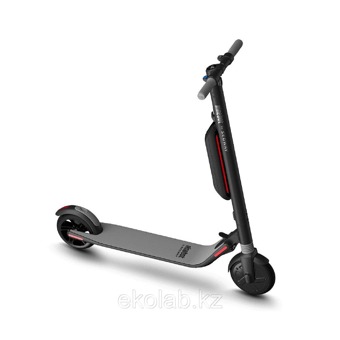 Электросамокат Ninebot KickScooter ES4 Темно-серый