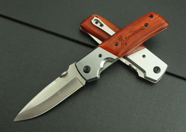 Нож туристический складной Browning DA50
