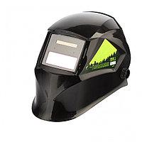 Щиток защитный лицевой (маска сварщика) с автозатемнением Ф1, пакет Сибртех, фото 1