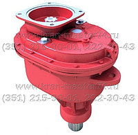 Редуктор поворота У3515.42, У3515 42П.1, У3515 42С.1 Редуктор поворота башенного крана КБ-403, КБ-405, КБ-408