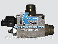 Клапан предохранительный автокрана 7VR250 PW351N24S