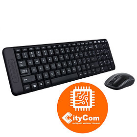 Комплект Клавиатура + Мышь LOGITECH Wireless Combo MK220 Арт.5408
