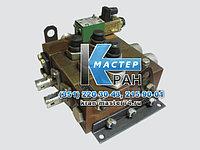 Гидрораспределитель РМ20-02  для автокранов Галичанин КС-4572, КС-45719 на поворот, телескоп РМ20-02