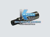 Ось ведущей шестерни КОМ  МП39-4202030 (с резьбой)