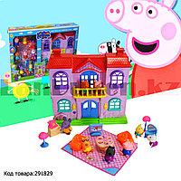 Игровой набор Свинка Пеппа «Красивая вилла» со светомузыкой Beautiful Villa PP613A