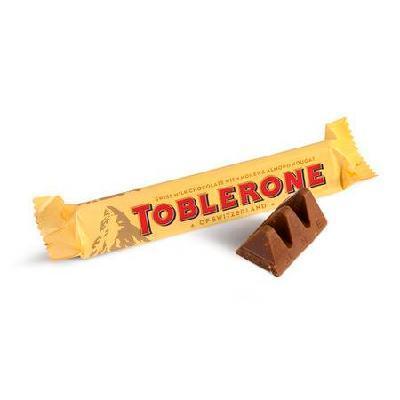 Батончик Toblerone 50гр Швейцария (24 шт в упаковке)