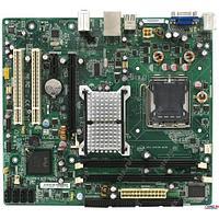 Материнская плата Intel DG31PR DDR2 , Б.У.