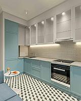 Кухонный гарнитур на заказ (цвет, дизайн по выбору заказчика)