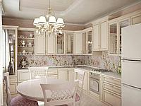 Кухонный гарнитур на заказ (исполнение любой сложности)