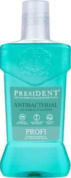 President Ополаскиватель Profi Antibacterial 250 мл.