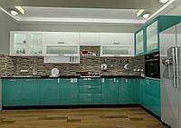 Кухонный гарнитур на заказ (дизайн и функционал - на выбор заказчика)