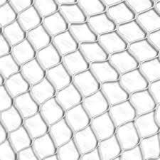Сетка для футбольных ворот, нить D=2,5 мм