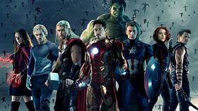 Фигурки супер героев