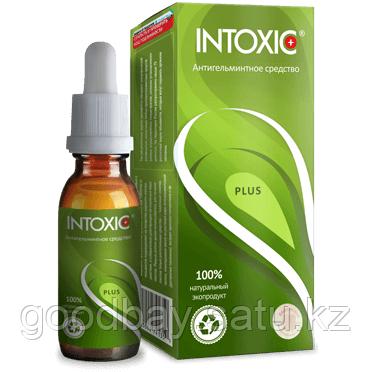 Препарат Intoxic Plus от паразитов
