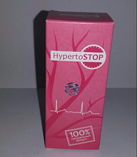Hypertostop (Гипертостоп) лекарство от гипертонии, фото 3