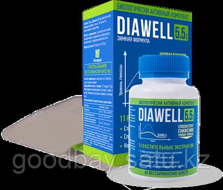Diawell (Диавелл) препарат от сахарного диабета, фото 2