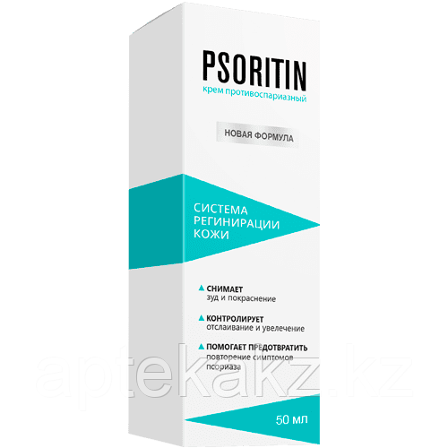 Psoritin (Псоритин) крем от псориаза