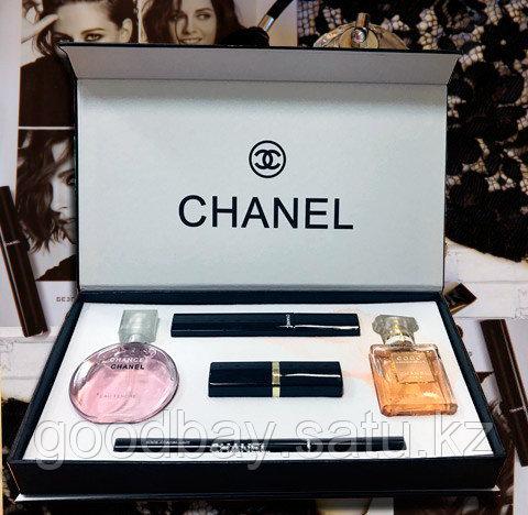 Набор Шанель 5 в 1 (Chanel)