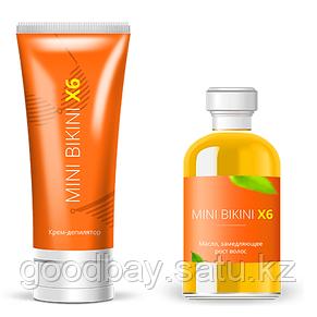 Mini Bikini X6 (Мини Бикини Х6) крем и масло для депиляции, фото 2