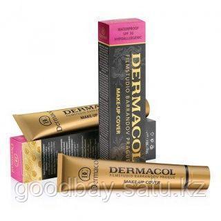Тональный крем Dermacol Make Up Cover, фото 2