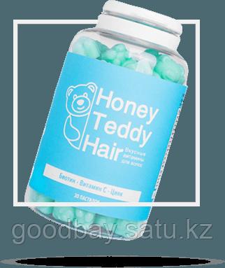 Honey Teddy Hair витамины для волос, фото 2