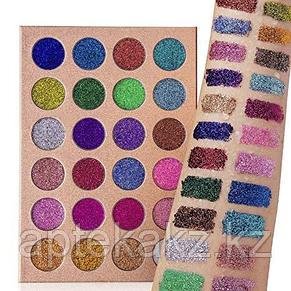 Палетка глиттеров Cleof Cosmetics, фото 2
