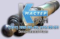 Гидроцилиндр вывешивания крана КС45717.31.200-2(125х100х580)