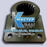 Фланец коробки отбора мощности (ЗИЛ) КС-3575А.14.033