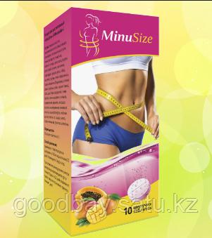 Шипучие таблетки для похудения MinuSize, фото 2