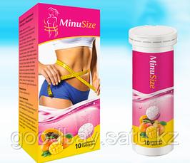 Шипучие таблетки для похудения MinuSize, фото 3