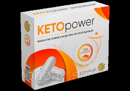 KETO power капсулы для похудения, фото 2
