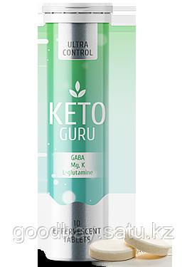Keto Guru (Кето Гуро) шипучие таблетки для похудения, фото 2