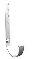Кронштейн желоба металлический 125x90 мм Белый VINYLON