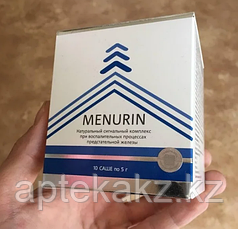 Менурин (Menurin) препарат от простатита, фото 2