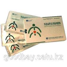 Урологический пластырь от простатита ZB Prostatic Navel Plaster, фото 3