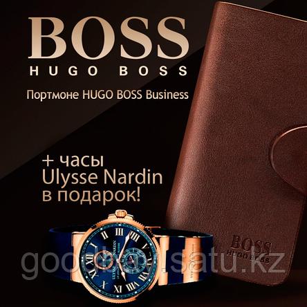 Мужское портмоне Hugo Boss Business, фото 2