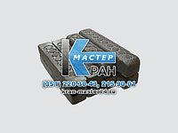 Комплект плит скольжения МКАТ-25  (чугун) «Ульяновец» после 2007 года выпуска