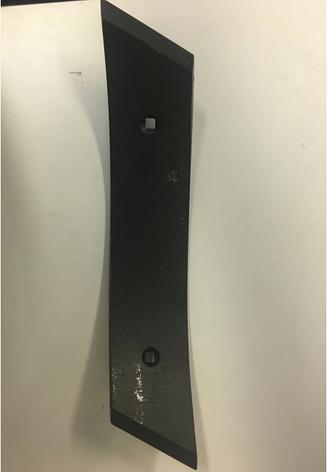 Нож вертикальный к плугу серии ПСКу, фото 2