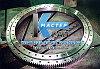 Опорно-поворотное устройство 1451-3.8-У3 (24 отв.)